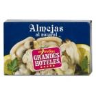 Almejas Al Natural Grandes Hoteles 16/20 Piezas 120 Gr <hr>14.67€ / Kilo.