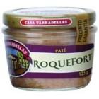 Paté Al Roquefort Tarradellas Bote De Cristal 125 Gr <hr>7.12€ / Kilo.