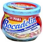 Relleno De Atún Para Sandwich Bocadelia 180 Gr <hr>13.44€ / Kilo.