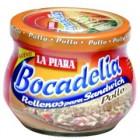 Relleno De Pollo Para Sandwich Bocadelia 180 Gr <hr>13.44€ / Kilo.