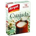 Cuajada Royal 4 Sobres De 12 Gr <hr>0.27€ / Unidad