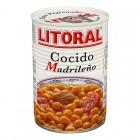 Cocido Madrileño Litoral 440 Gr <hr>5.11€ / Kilo.