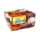 Dalky Chocolate Y Nata 4 Ud De 100 Gr