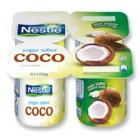 Yogur Sabor Coco 4 Ud De 125 Gr