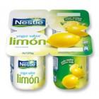 Yogur Sabor Limón 4 Ud De 125 Gr <hr>2.00€ / Kilo.