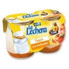 Yogurt Con Melocotón La Lechera 2 Ud De 125 Gr