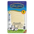 Queso Mozzarella Lonchas 100 G. <hr>10.00€ / Kilo.