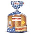 Pan Perrito Bimbo 6 Ud <hr>3.33€ / Kilo.