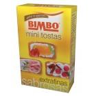 Mini Tostas Normales Bimbo 100Gr <hr>10.00€ / Kilo.
