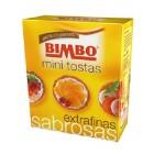 Mini Tostas Redondas Bimbo 100Gr