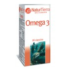 Omega 3 80 Perlas <hr>0.07€ / Dosis.