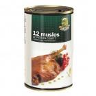 Confit De Pato 12 Muslos Martiko 4,130 Kg