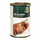 Confit De Pato 12 Muslos Martiko 4,130 Kg <hr>8.29€ / Kilo.