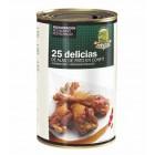 Delicias De Alas De Pato En Confit 25 Ud. Martiko 4,100 kg <hr>4.34€ / Kilo.