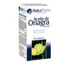 Aceite En Perlas De Onagra 60 Perlas <hr>0.09€ / Dosis.