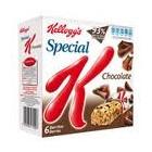 Barritas Special K Chocolate 6 Uds.