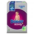 Pañal Dodot Activity Plus Talla 3 82 Ud <hr>0.30€ / Unidad