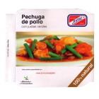 Pechuga De Pollo Con Verduras Jovira 300 Gr <hr>3.79€ / Unidad