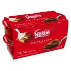 Nestlé Extrafino Mini Crema de Chocolate Con Leche 4 Un <hr>60.71€ / 100 gr.