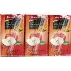 Zumo De Manzana Gourmet Pack-3 200 ml <hr>1.07€ / Litro.