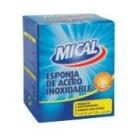 Esponja Mical Acero Inoxidable 20 Gr <hr>36.00€ / Kilo.