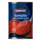 Tomate Triturado Cidacos Lata 400 Gr