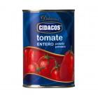 Tomate Entero Pelado Cidacos Lata 800 Gr