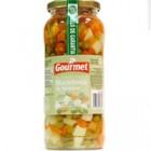 Macedonia De Verduras Gourmet 325 Gr <hr>2.31€ / Kilo.