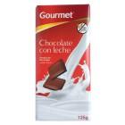 Chocolate Con Leche Gourmet 125 Gr