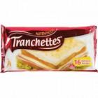 Queso En Lonchas Tranchettes 16 Ud <hr>0.11€ / Unidad