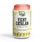 Agua Vichy Catalan Lata 33 Cl <hr>2.21€ / Litro.