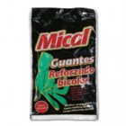 Guantes Mical Bicolor Talla M/g <hr>1.03€ / Unidad