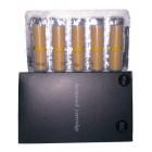 Capsulas  Para Cigarrillo Electronico Nicotina  Baja <hr>14.81€ / Unidad