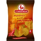 Patatas Ligeramente Picantes 100 Gramos