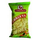 Snackys Ruedas 60 Gramos