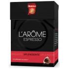 Café L,arome Espresso Splendente 10 Und. <hr>0.32€ / Unidad