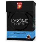 Café L,arome Espresso Decaffeinato 10 Und. <hr>0.32€ / Unidad
