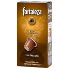 Café Fortaleza Mezcla 10 Cápsulas <hr>0.32€ / Unidad