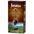 Café Fortaleza Colombia 10 Cápsulas. <hr>0.32€ / Unidad