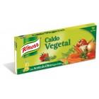 Caldo Vegetal Knorr 12 Pastillas
