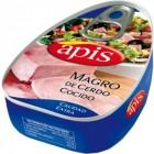 Magro De Cerdo Cocido Apis 220 Gr <hr>11.59€ / Kilo.