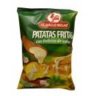 Patatas Fritas Con Bolsita De Salsa Ali Oli 100 Gr + 35 Gr