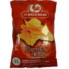 Chips Paprika 125 Gr