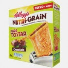 Galleta Nutri Grain Tostar Chocolate 240 Gr <hr>10.83€ / Kilo.