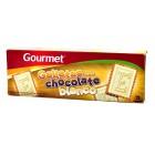 Galletas Con Chocolate Blanco Gourmet 150 Gr <hr>6.13€ / Kilo.
