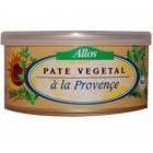 Pate Allos Provenzale 125 G Bio <hr>28.08€ / Kilo.