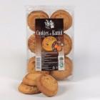 Cookies De Kamut Con Naranja Eco 300 Gr <hr>16.67€ / Kilo.