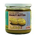 Crema De Cacahuetes Monki 650 G Bio