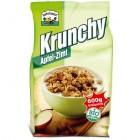 Crunchy Con Manzana Y Canela 600 G Bio <hr>6.85€ / Kilo.