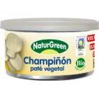 Pate Champiñon NaturGreen 125 Gr <hr>22.48€ / Kilo.